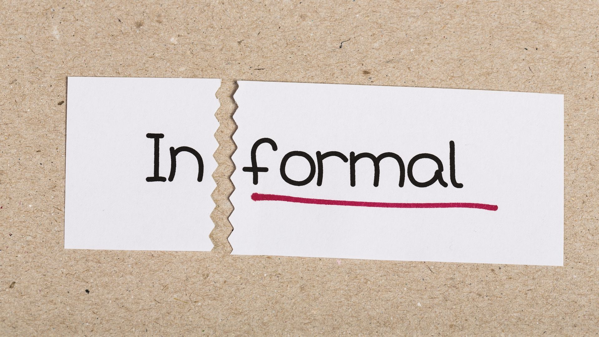 Por que a informalidade não faz bem para o seu negócio